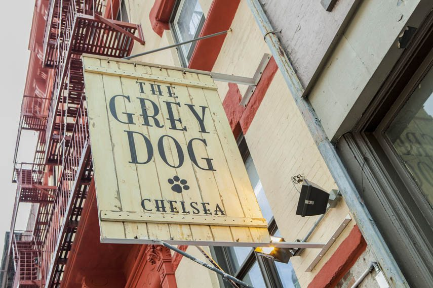New DG Post: Bags, Grey Dogs, and Limbo